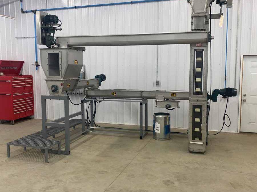 The Anderson-Crane Test Facility, Screw Problematic Materials!